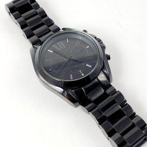 Michael Kors Bradshaw Watch Black MK5550
